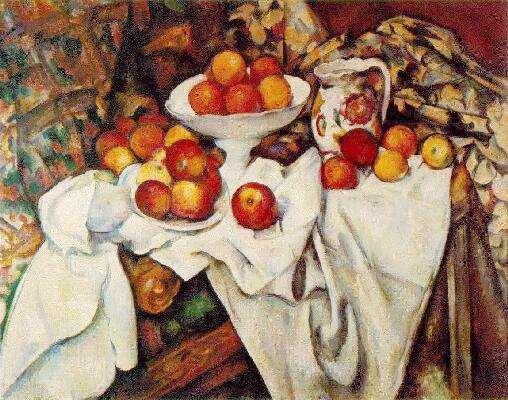 cezanne_pommes_oranges13 Cézanne