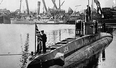 Il y a 95 ans... dans Souvenons-nous... u-boat