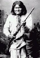 Il y a 103 ans... Geronimo