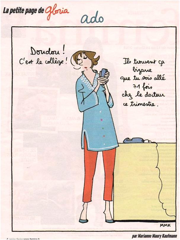 L'absentéisme au collège... dans Coupures de presse Gloria-006