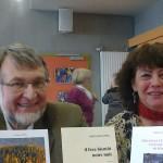 Mes amis poètes Bernard Appel et Maïté Petit