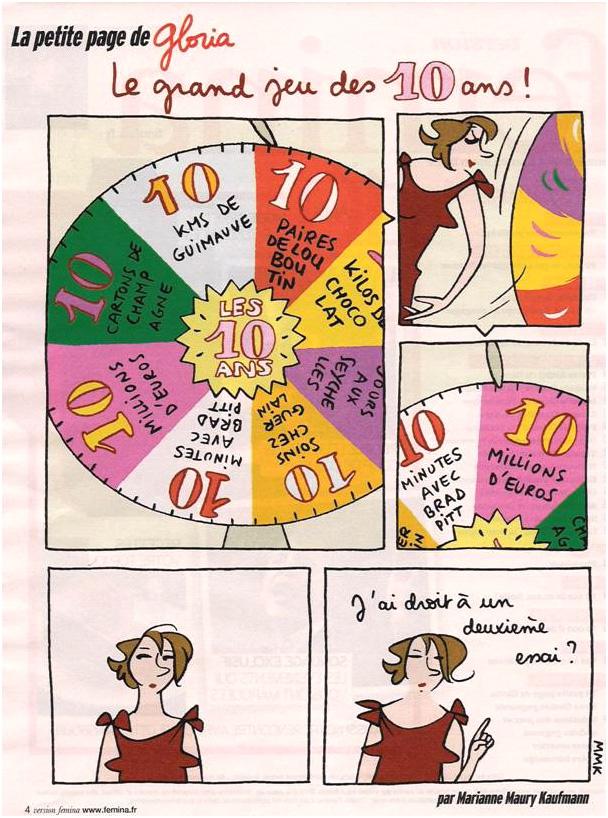 Gloria et la loterie... dans Coupures de presse Gloria-009