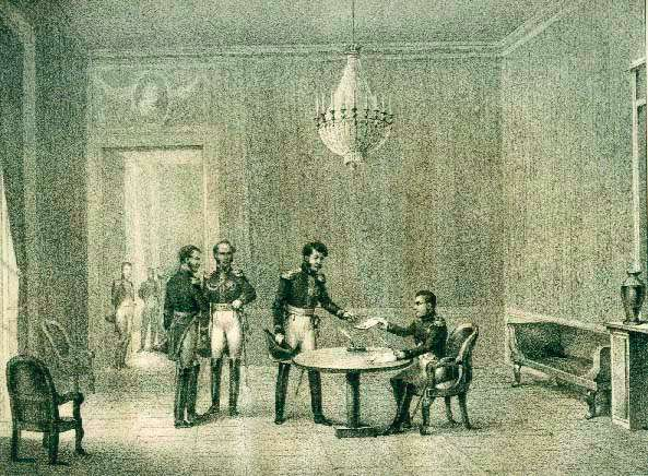 Il y a 198 ans... dans Souvenons-nous... napoleon_abdication_fontainebleau