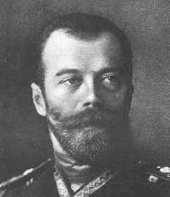 Il y a 95 ans... tsar