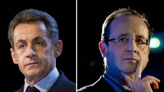 Sarkozy vs Hollande pour le 2e tour dans Politique sarkozy-et-hollande
