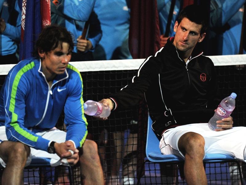 Finale messieurs dimanche à Roland Garros Djokovic-et-Nadal