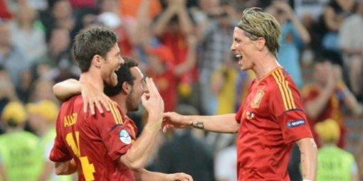 Espagne-France : 2:0 Espagne-France