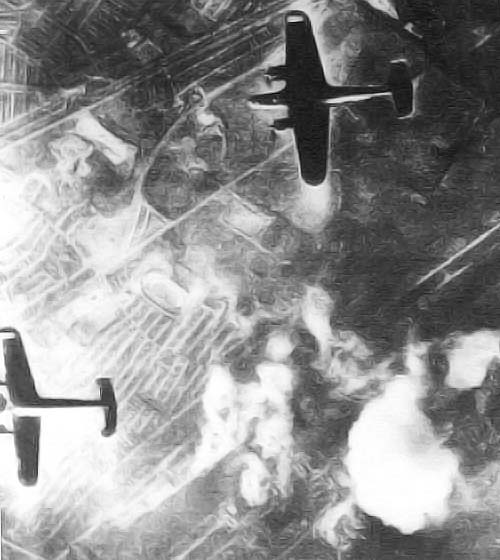 Il y a 68 ans... bombardement68