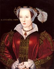 Il y a 469 ans... CatherineParr