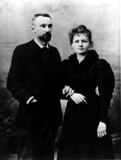 Il y a 117 ans... Curie-mariage-b191919
