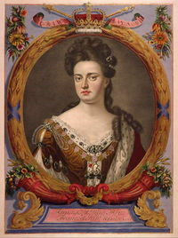 Il y a 298 ans... Queen_Anne1716