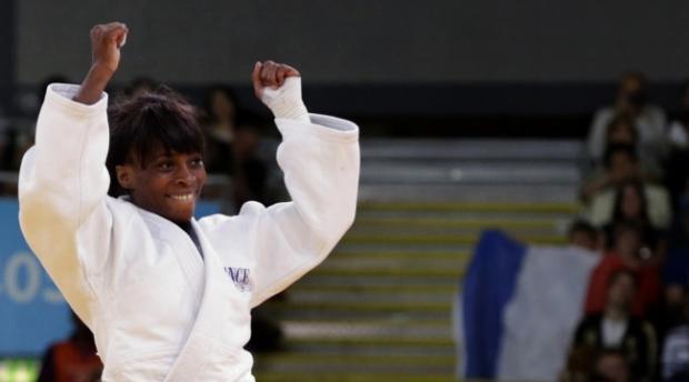Gneto : le bronze pour le judo féminin français gneto