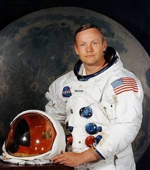 Neil Armstrong nous a quittés Armstrong