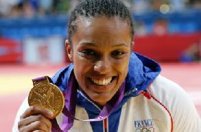 JO de Londres : médaille d'or au judo féminin Decosse