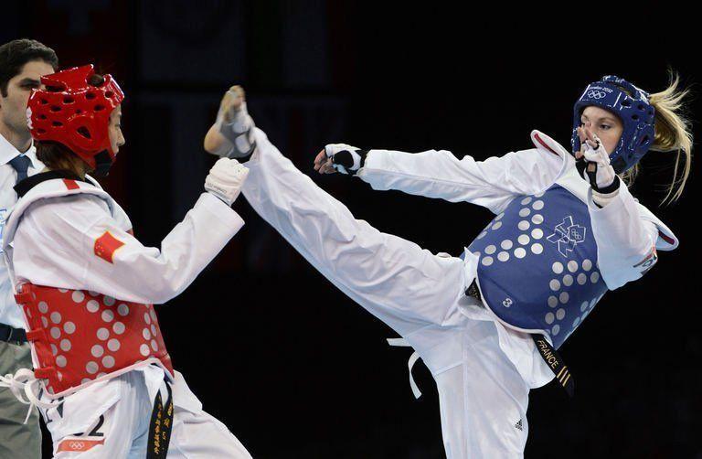 JO de Londres : le bronze au taekwondo Harnois