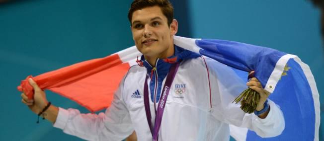 JO Londres : Florent Manaudou s'offre l'or en natation Manaudou