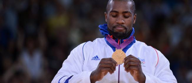 JO Londres : Teddy Riner remporte l'or Riner