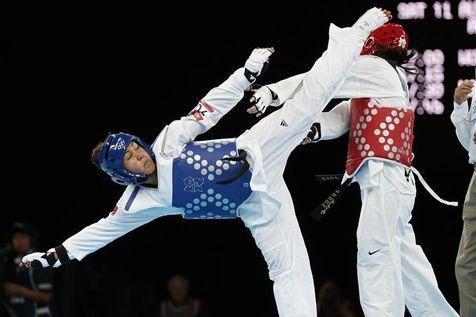 JO de Londres : l'argent au taekwondo Taekwondo