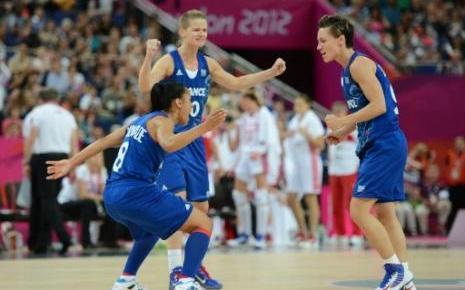 JO de Londres : les basketteuses françaises en final ! basket