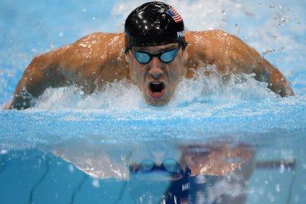 JO Londres : le phénomène Phelps phelps