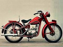 Il y a 64 ans... Honda