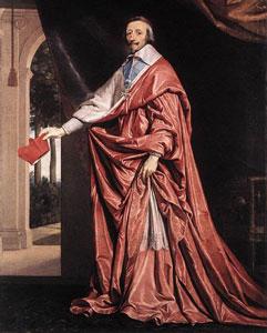 Il y a 427 ans... Richelieu_Cardinal1111