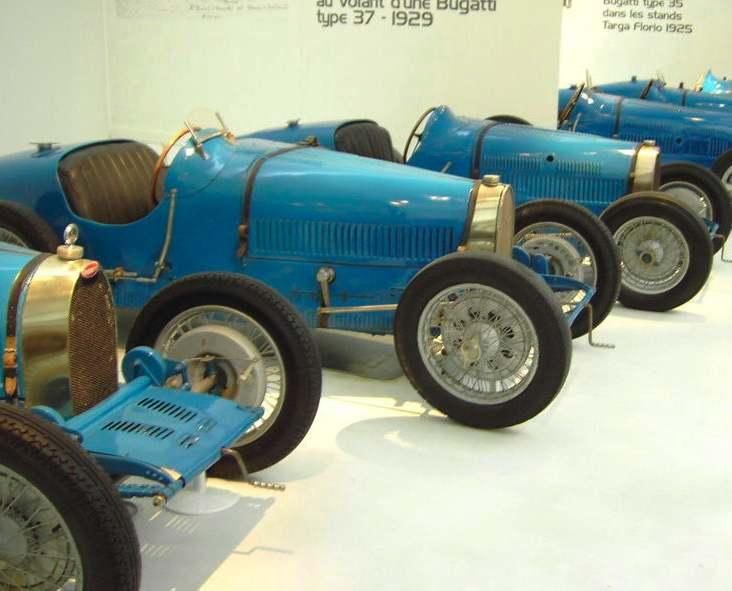 bugattiracingcars227 Bugatti