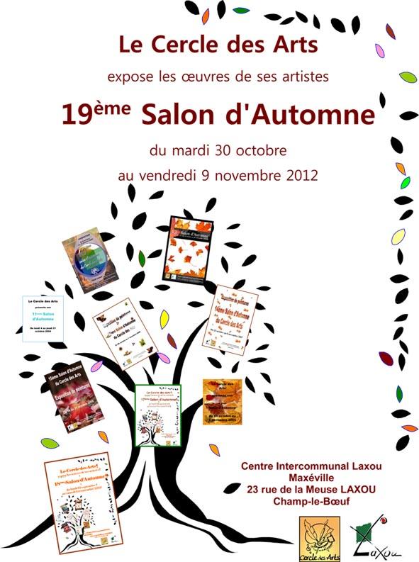 Salon d'Automne dans Expos et salons du livre affichesalonautomne1
