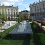 Nancy : Jardins Ephémères 2012