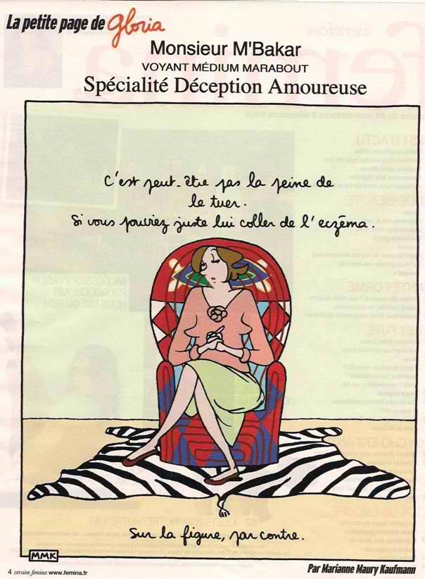 Petite vengeance... dans Coupures de presse gloria-0381