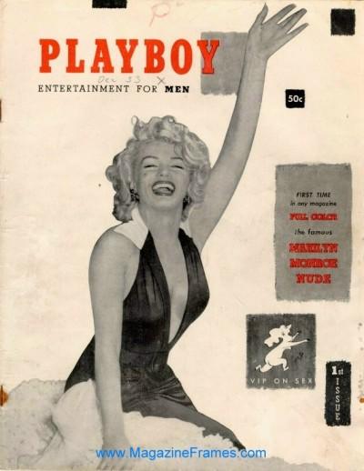 Il y a 59 ans... playboy195330