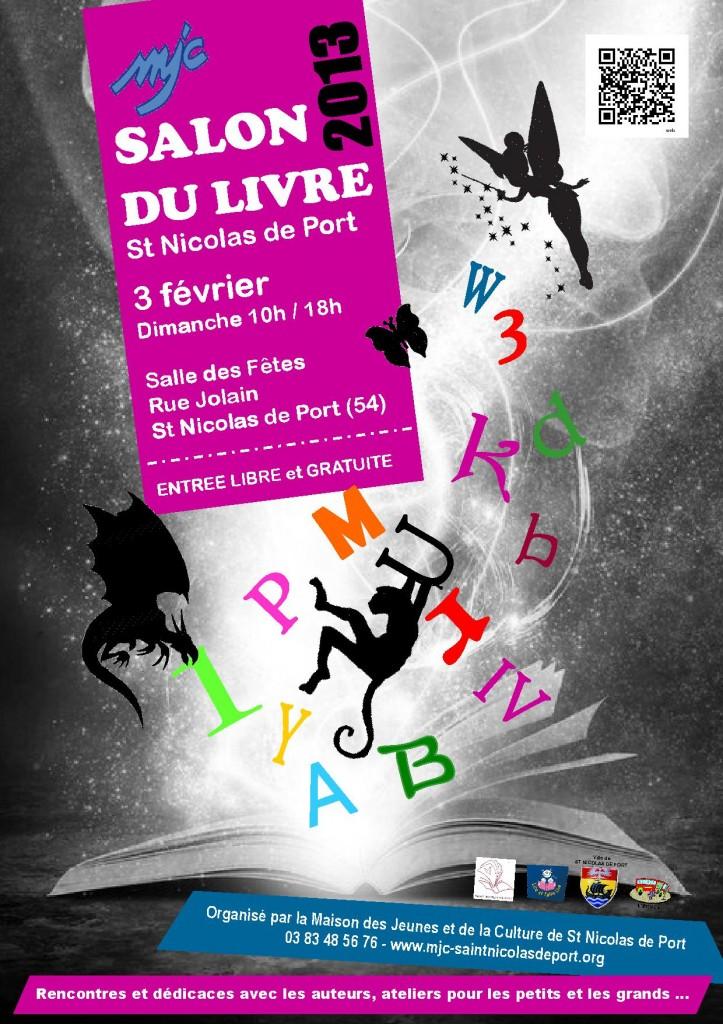 Salon du Livre de Saint-Nicolas-de-Port dans Expos et salons du livre affiche-salon-du-livre-2013-st-nicolas