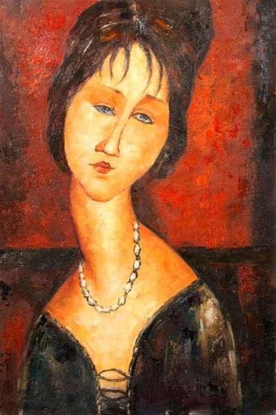 modigliani_jeanne Modigliani