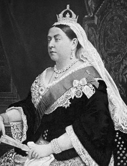 Il y a 112 ans... queen_victoria_bw1215