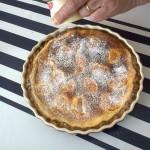 Cheesecake aux clémentines et aux pépites de chocolat dans * gâteaux cheesecake-8-150x150