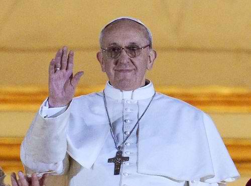 Habemus papam ! dans Divers pape-francois-1er
