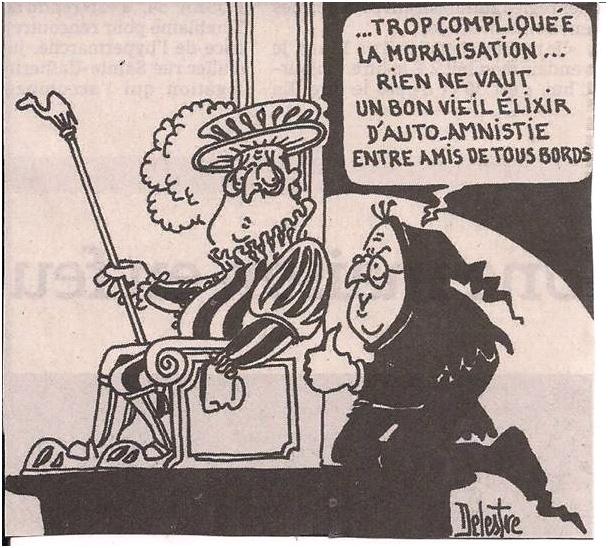 La moralisation... dans Coupures de presse er17