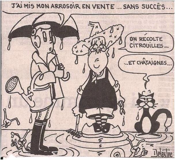 Le bonheur des escargots ! dans Coupures de presse er31