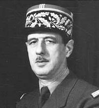 Il y a 73 ans... degaulle
