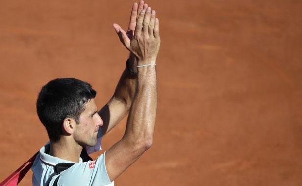 Roland-Garros - Finale messieurs : Nadal/Ferrer djokovic