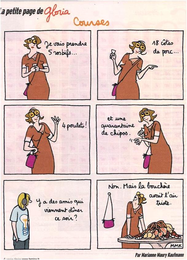 Gloria... dans un jour de bonté... dans Coupures de presse gloria-25