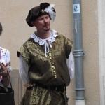 Balade Renaissance en vieille ville