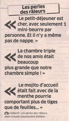 Les perles des râleurs dans Coupures de presse er59