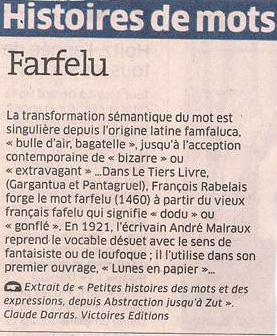 Farfelu dans Coupures de presse er64