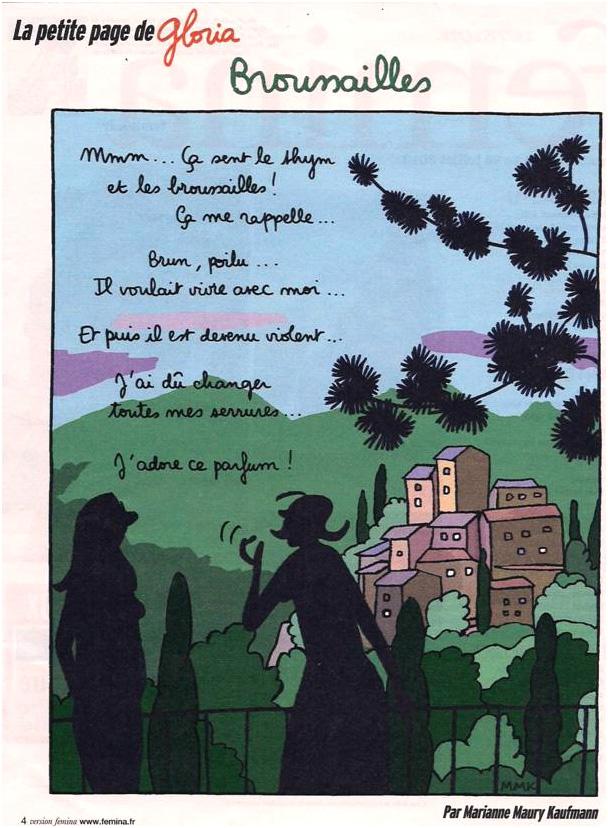 Réminiscence... dans Coupures de presse gloria-29
