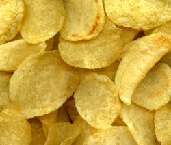 Il y a 160 ans... chips