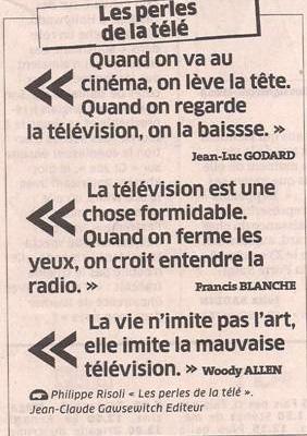 Les perles de la télé dans Coupures de presse er88