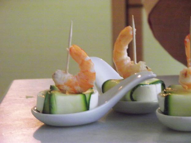recette-fromage-frais-courgette-crevette-2 courgette dans Les recettes de Monique