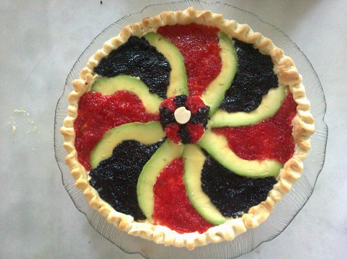 recette-tarte-rouge-et-noire-5 tarte