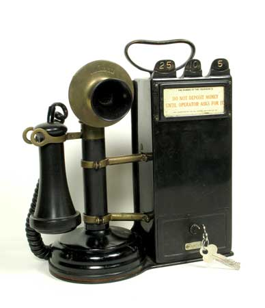 Il y a 114 ans... telephone16
